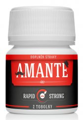 AMANTE RAPID STRONG 2 tobolky